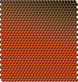 picture of honeycomb  - honeycomb pattern vector honeycombs and geometric for shape - JPG