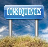 pic of take responsibility  - consequences facing facts and accept consequence of acts take and face responsibilities - JPG