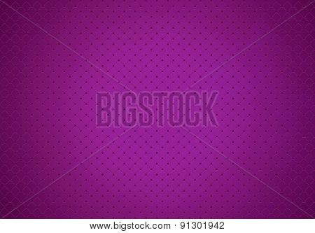Violet Abstract Background With Veil Ornament