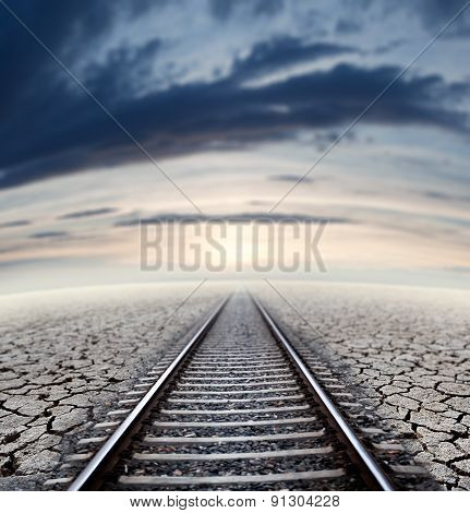 Railway dreamscape