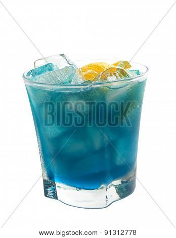 Cocktails Collection: Deep Blue Sea