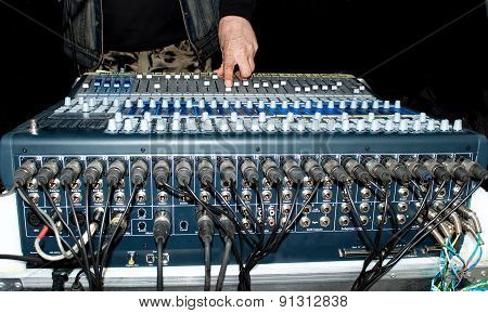 Musical Equipment Operator
