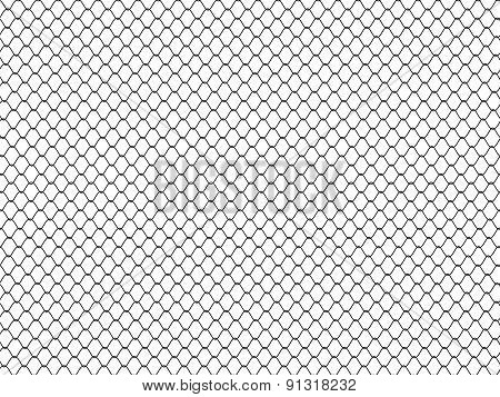 Steel Wire Mesh Background