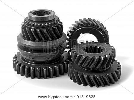 metal parts gear