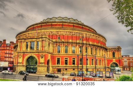 The Royal Albert Hall, An Arts Venue In London