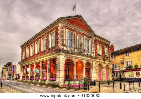 Windsor Guildhall (town Hall) - England