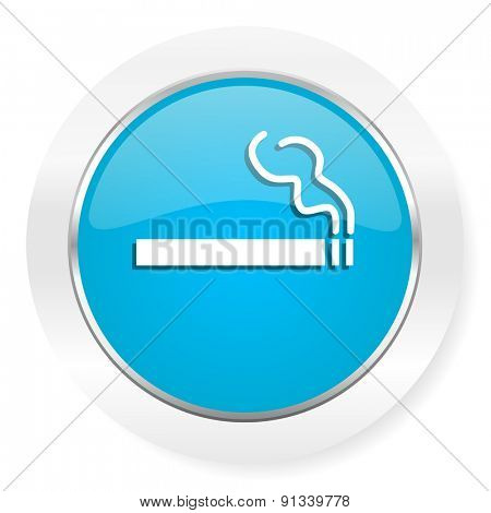 cigarette icon nicotine sign