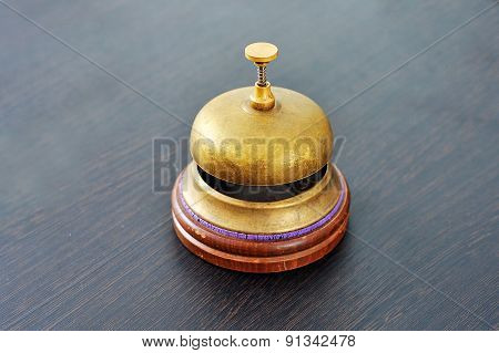 Elegant Old Ring Bell