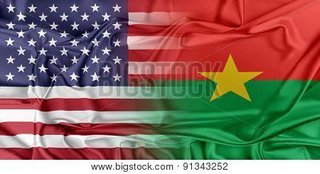 USA and Burkina Faso