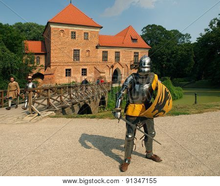 Knight with Oporow.