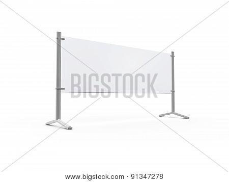 Blank Barrier