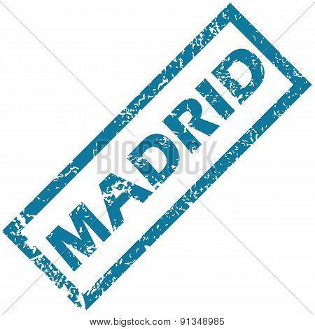 Madrid rubber stamp