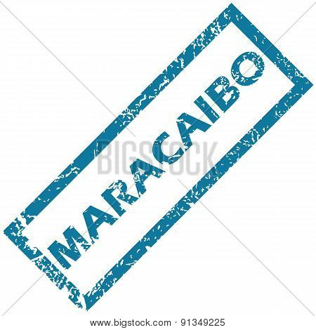 Maracaibo rubber stamp
