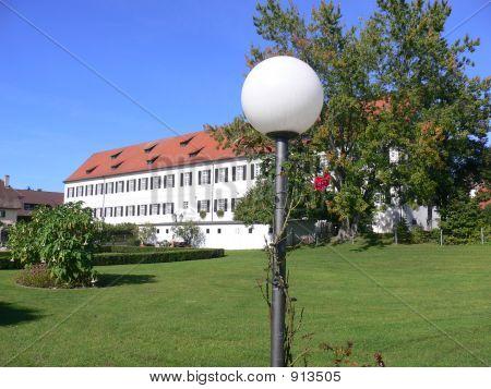 German Estate Landscape