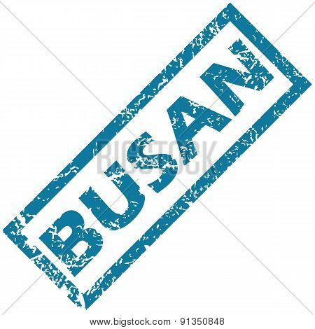 Busan rubber stamp