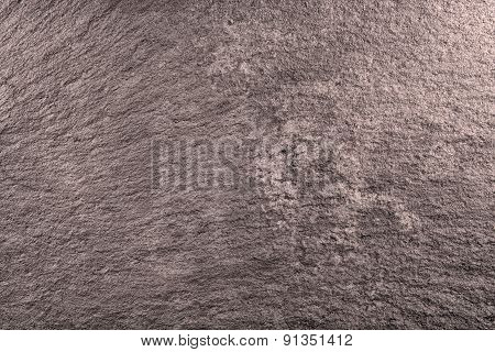 Gray Slate Background Texture.