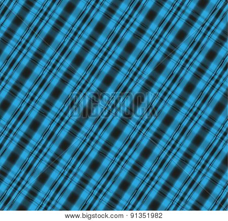 Seamless tartan patternblue design template