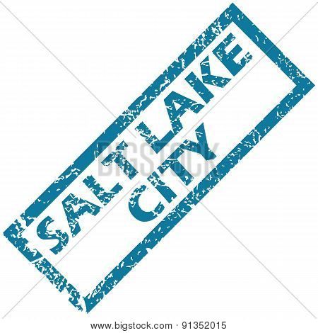 Salt Lake City rubber stamp