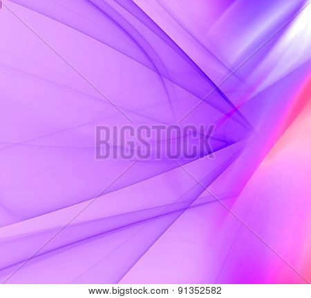 Soft abstract purple background design illustration template