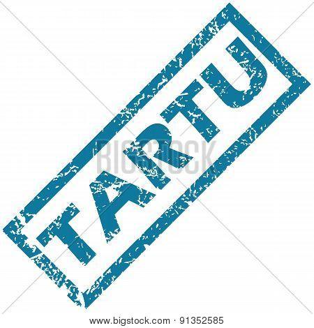 Tartu rubber stamp