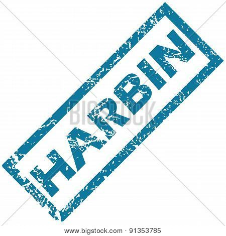 Harbin rubber stamp