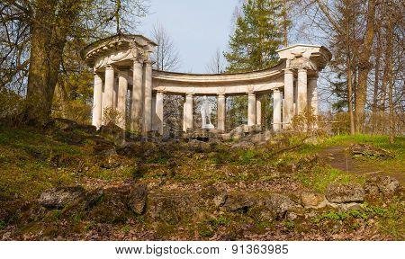 ruins of Apollo