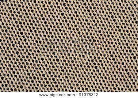 Beige Stockinet Background