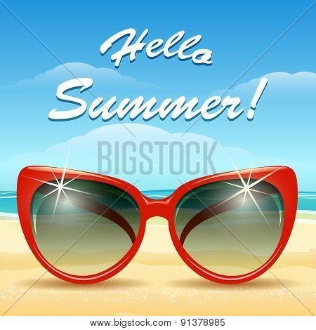 Hello Summer Theme