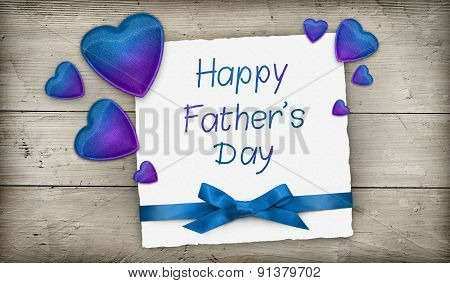 Father's Day greeging card