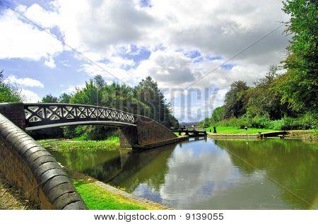 Delph Basin Bridge