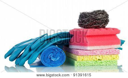 Hygiene kitchen sponge