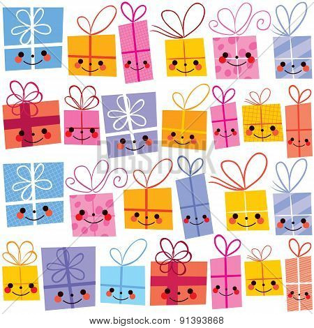 gifts present boxes