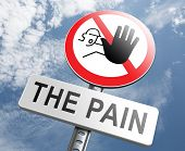 picture of paracetamol  - pain killer stop headache migraine - JPG