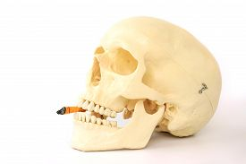 image of smoke  - Smoking kills Stop smoking - JPG