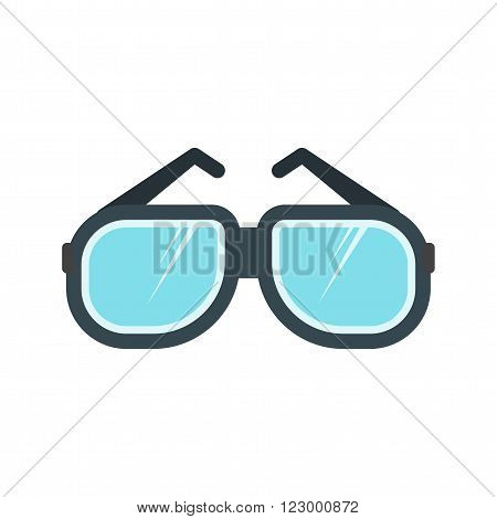 Glasses, eye, wear icon vector image.Can also be used for photography. Suitable for mobile apps, web apps and print media.