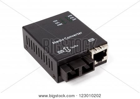 Mini Fiber Optic Media Converter