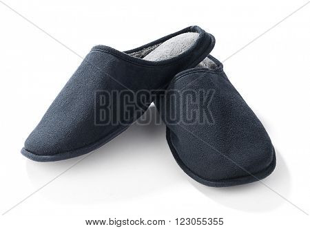 Slippers Isolated