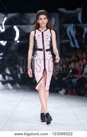 Bipa Fashion Show: Anabo, Zagreb, Croatia.