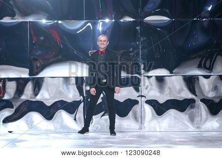 Bipa Fashion Show: Ivica Skoko, Zagreb, Croatia.