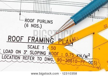 Blue Print Floor Plans