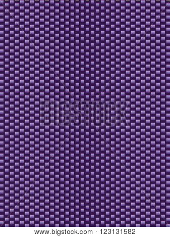 Purple texture synthetic fiber geometric seamless background vector