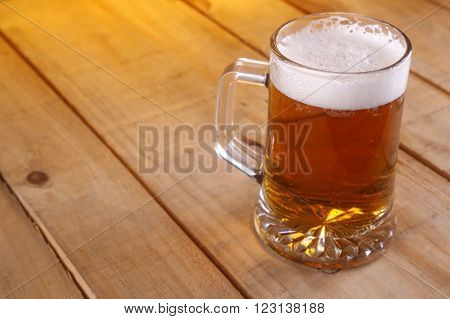 Heavy Beer Mug