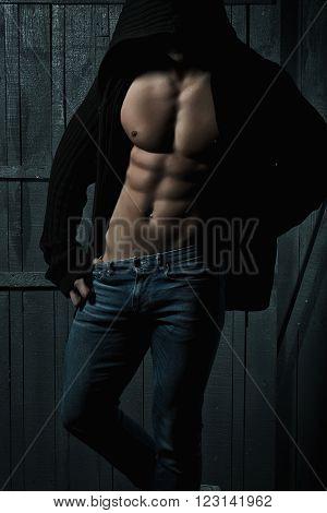 Stylich Sexy Man