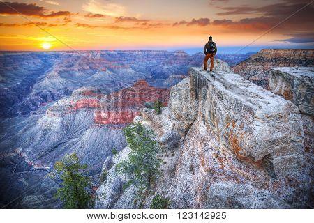 Tourist In America