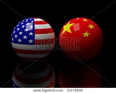 United States Vs. China