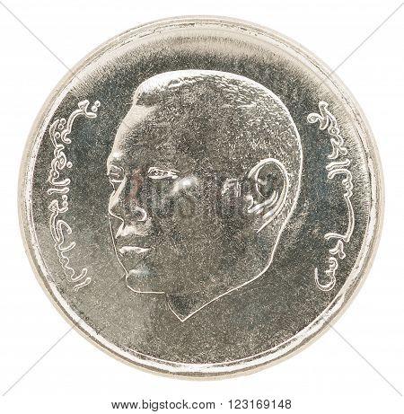 Morocco Coins Dirham