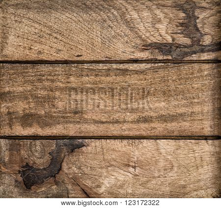 Wooden background. Tack texture. Abstract rustic surface