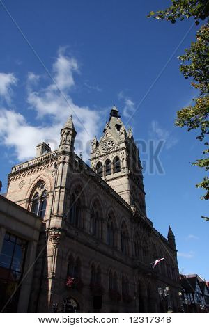 Town Hall Chester Cheshire