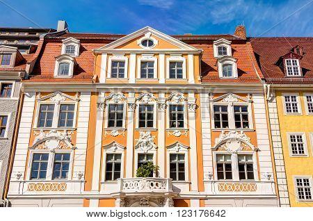 Old Town House In Gorlitz
