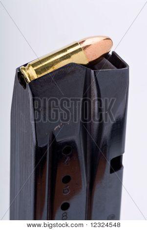 9 Mm Pistol Clip